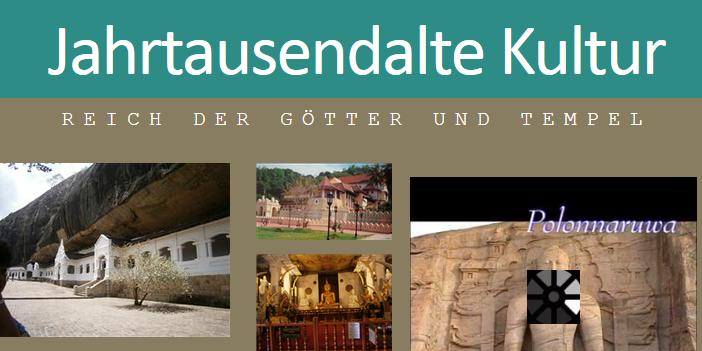 Kulturstätten in SL