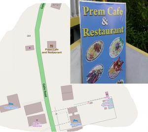 Landkarte Prem